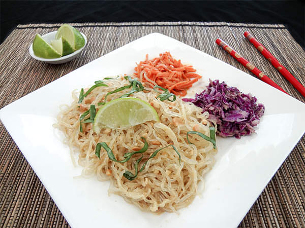 calories pad thai kelp noodle Thai Noodle Chef Kelp  Pad Ingredient One Recipe