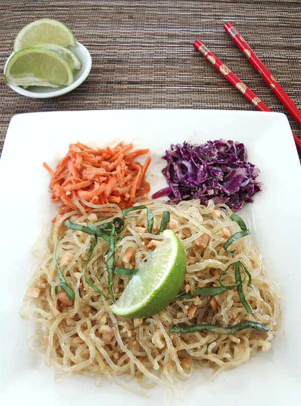 calories pad noodle thai kelp Pad  Recipe Noodle Thai  One Kelp Ingredient Chef