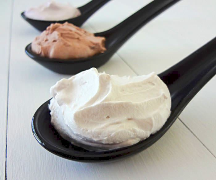 Coconut Whipped Cream Vanilla
