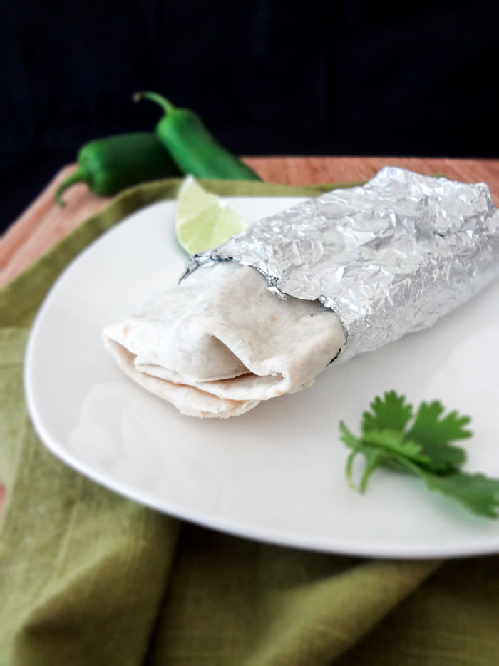Frozen Burrito Whole