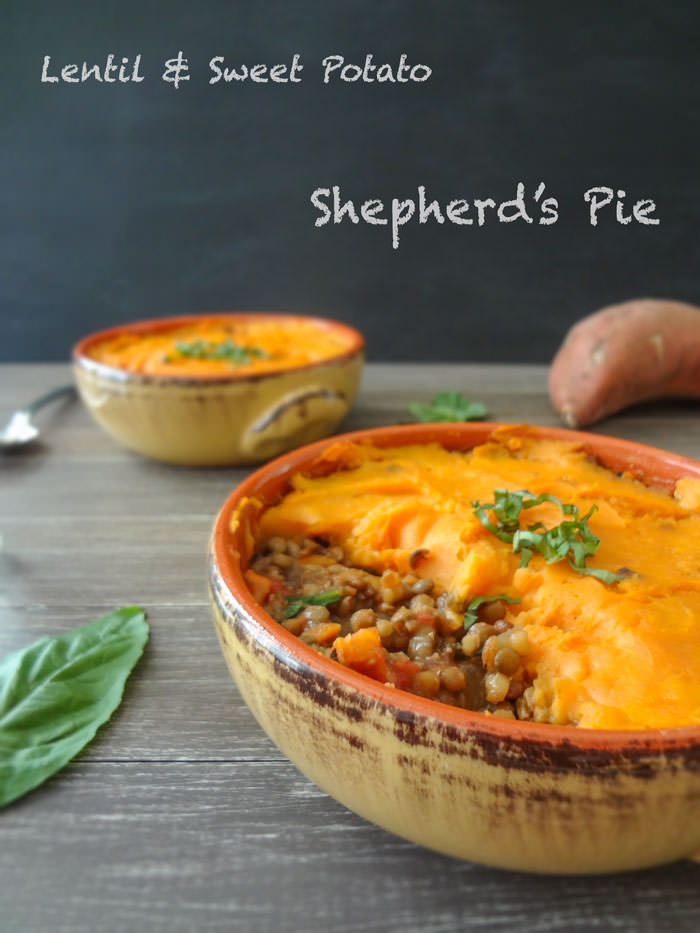 lentil mushroom sweet lentil shepherds pie mushroom and sweet potato ...