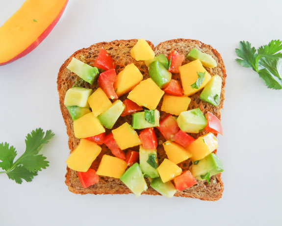 Mango Toast Recipe
