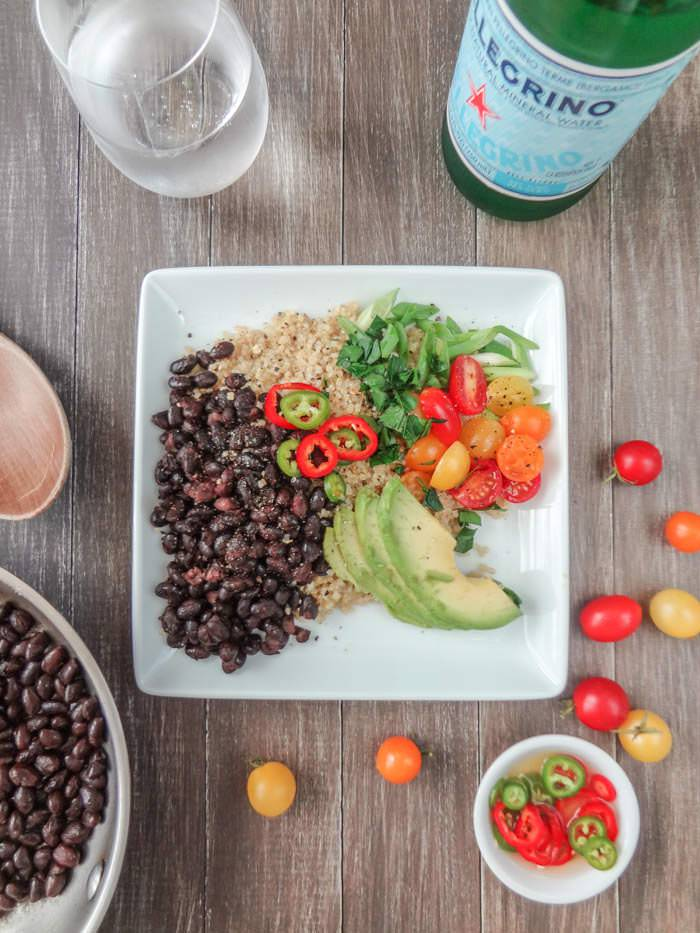 Vegan Quinoa And Black Beans Recipes — Dishmaps
