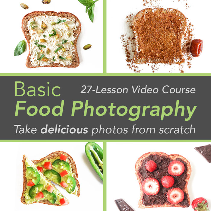Basic Food Photography