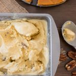 Pumpkin Ice Cream Pan