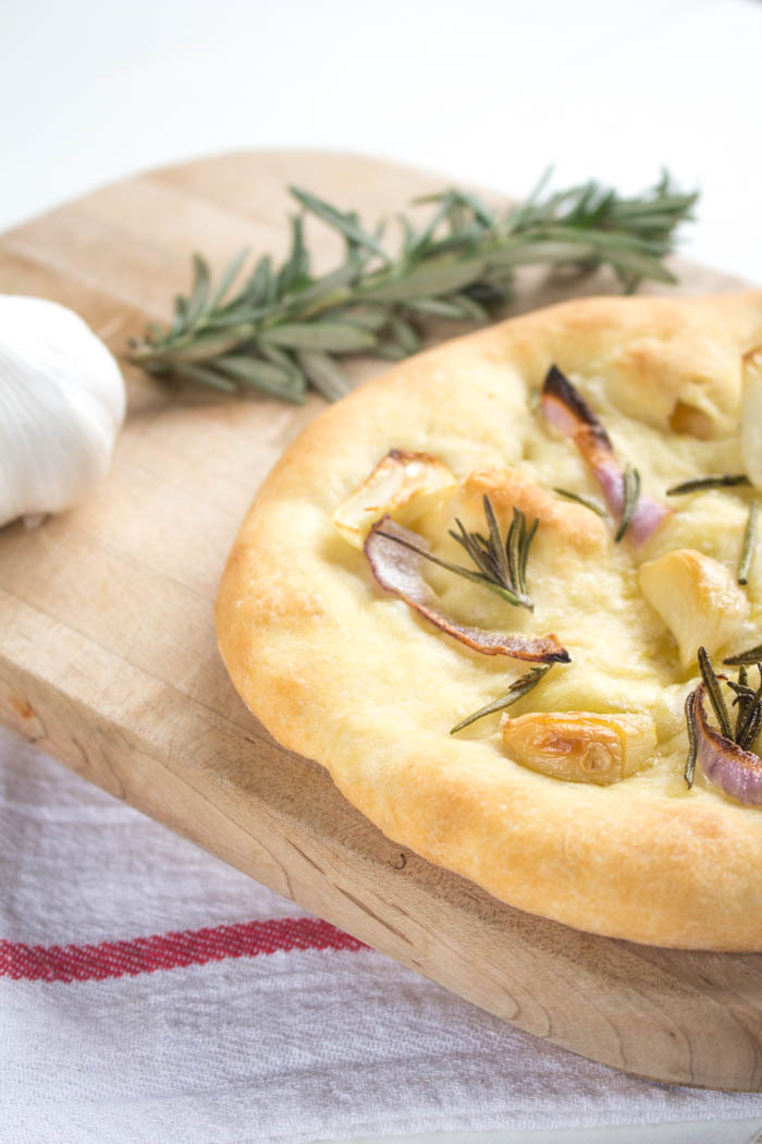 Rosemary Pizza