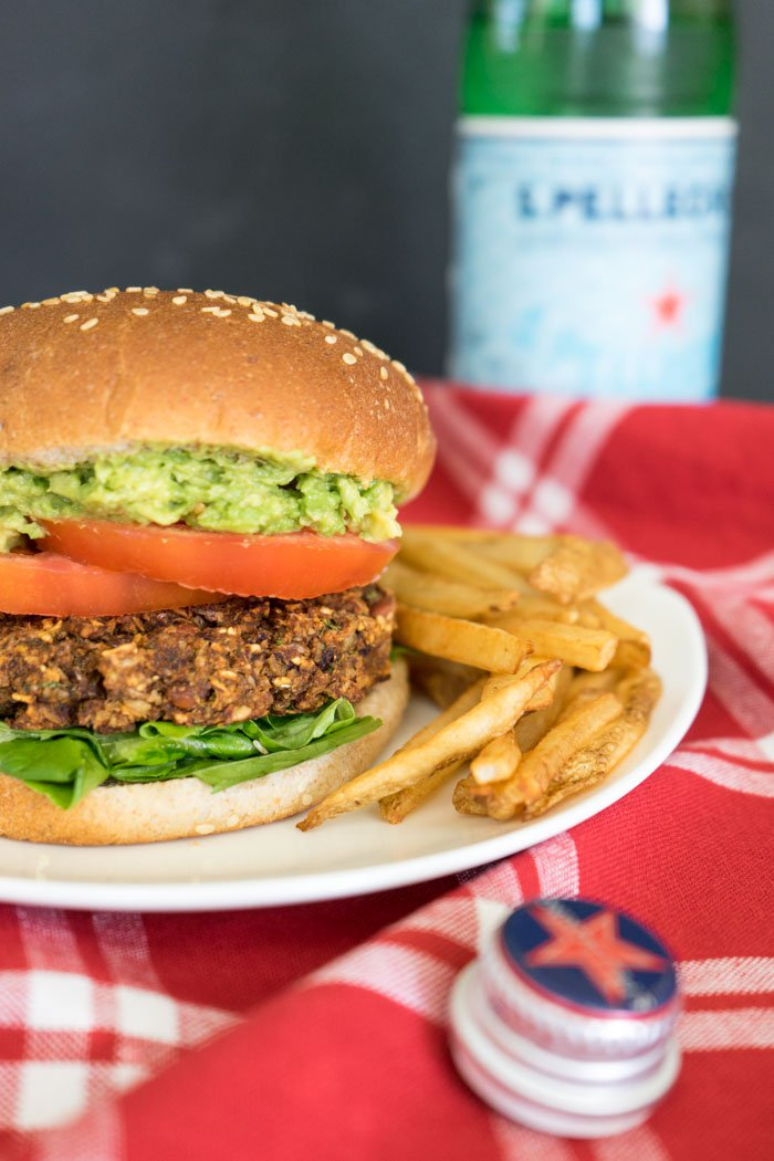 Our Perfect Veggie Burger Recipe — Dishmaps