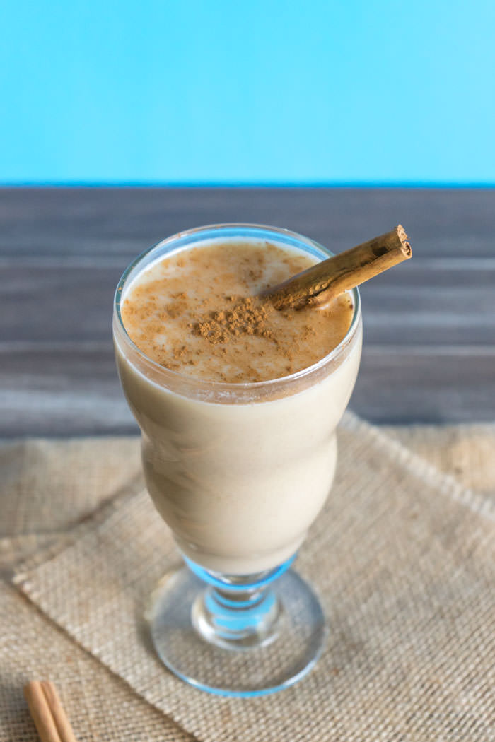 Healthy Horchata Recipe | One Ingredient Chef