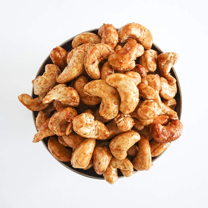 Spicy Cashews