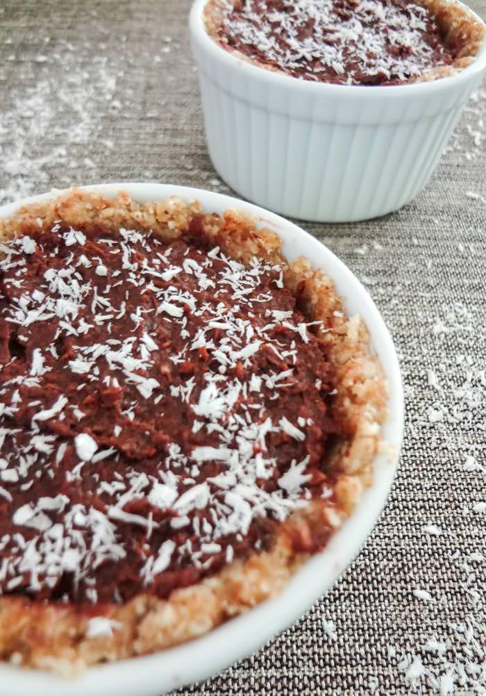 Macaroon Pie