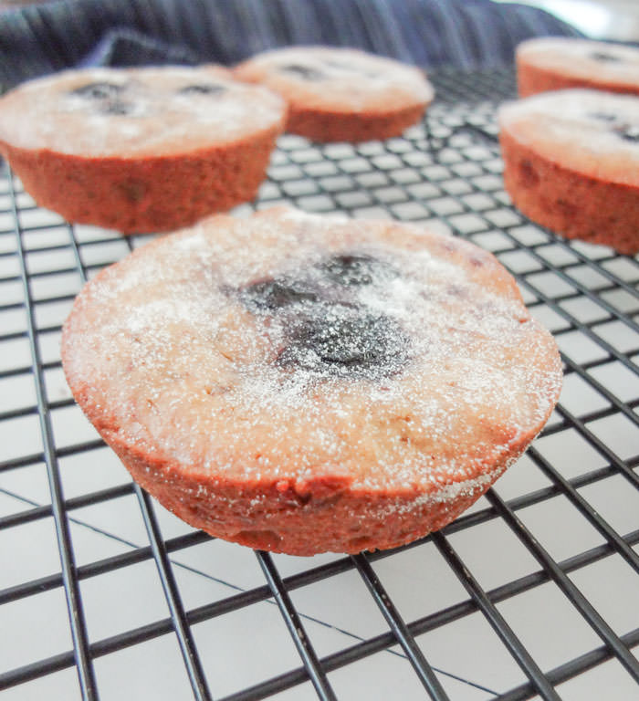 Financiers Cooling Rack