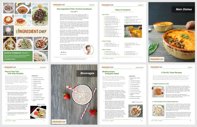 CookbookPages
