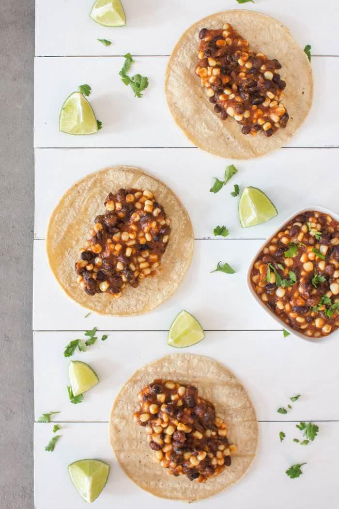 Texas Caviar Table