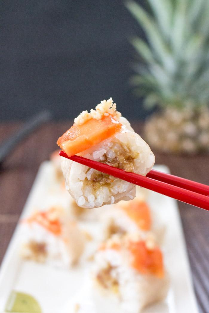 Dessert Sushi Chop