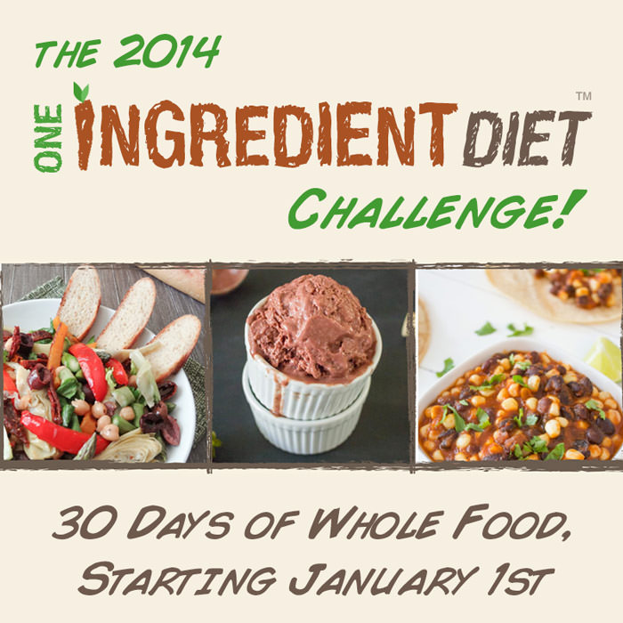One Ingredient Diet Challenge
