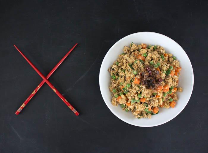 Cauliflower Fried Rice XO