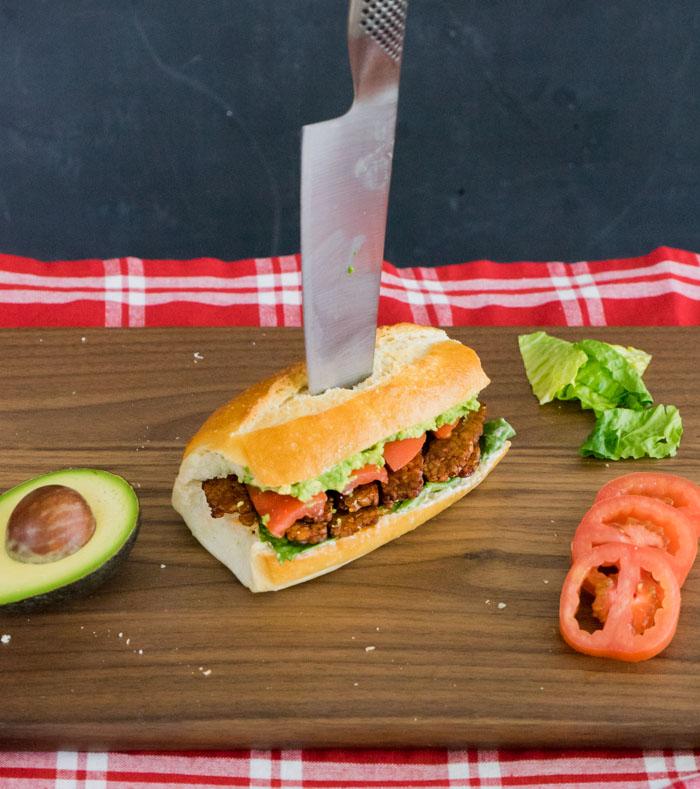 Vegan BLT Knife