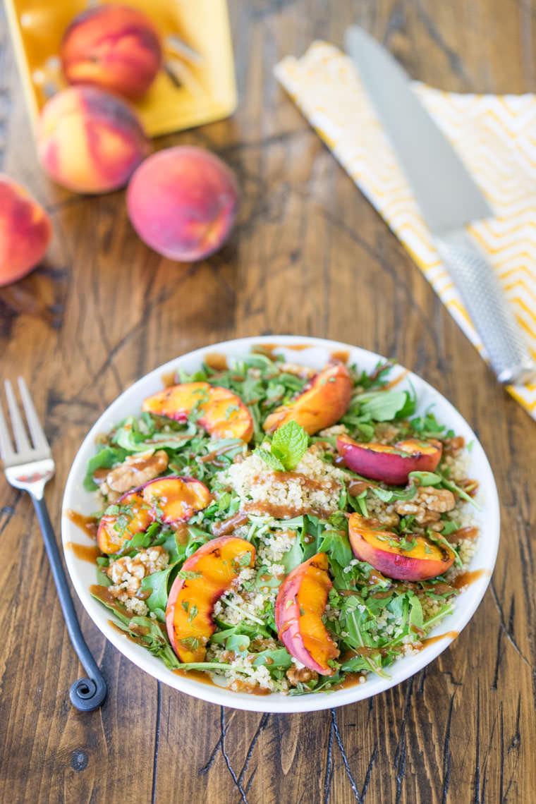 Peach_Salad