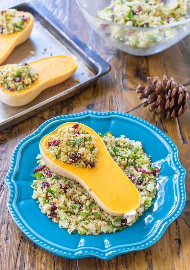 Quinoa_Squash_Plate